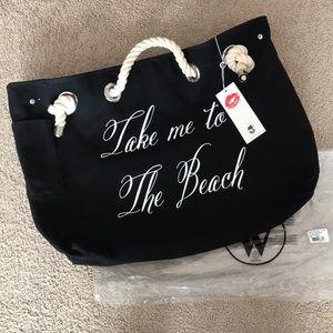🆕 WILDFOX Beach Bag